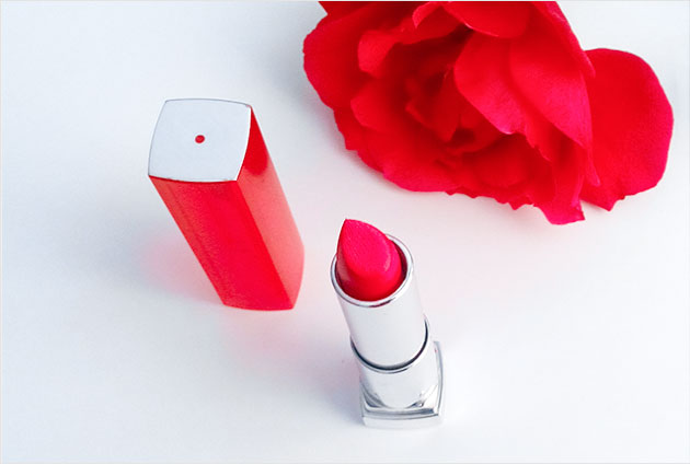 lipstick of choice vivid rose maybelline nowa beauty